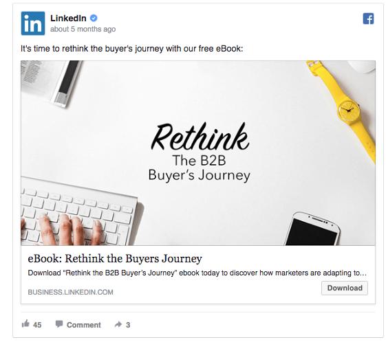 Электронная книга от LinkedIn
