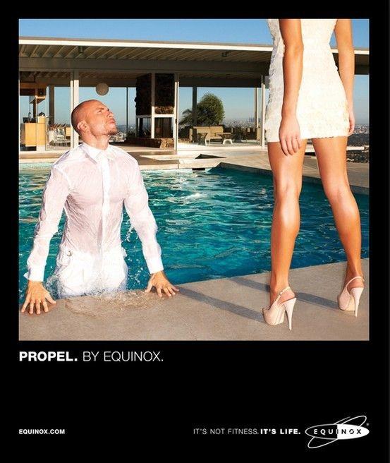 Реклама Equinox